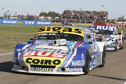 Mauricio Lambiris, Coiro Dole Racing, Torino, und Gabriel Ponce de Leon, Ponce de Leon Competicion, Ford