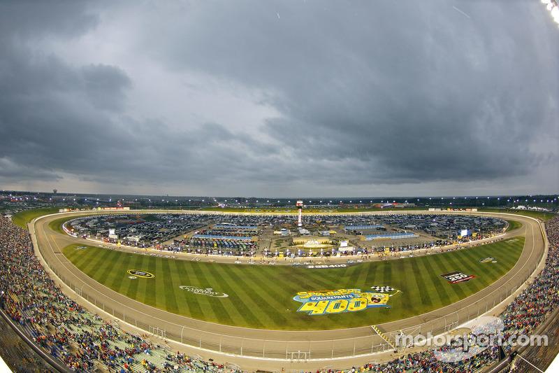 Clouds over Kansas