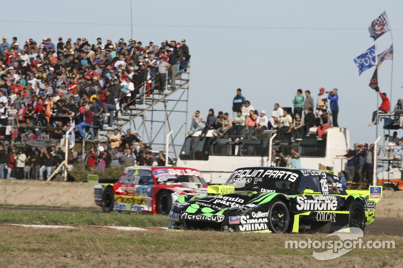 Mauro Giallombardo, Maquin Parts Racing Ford ve Juan Pablo Gianini, JPG Racing Ford
