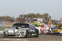 Laureano Campanera, Donto Racing Chevrolet, dan Jonatan Castellano, Castellano Power Team Dodge, dan