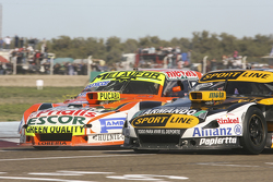 Jonatan Castellano, Castellano Power Team Dodge, dan Leonel Pernia, Las Toscas Racing Chevrolet
