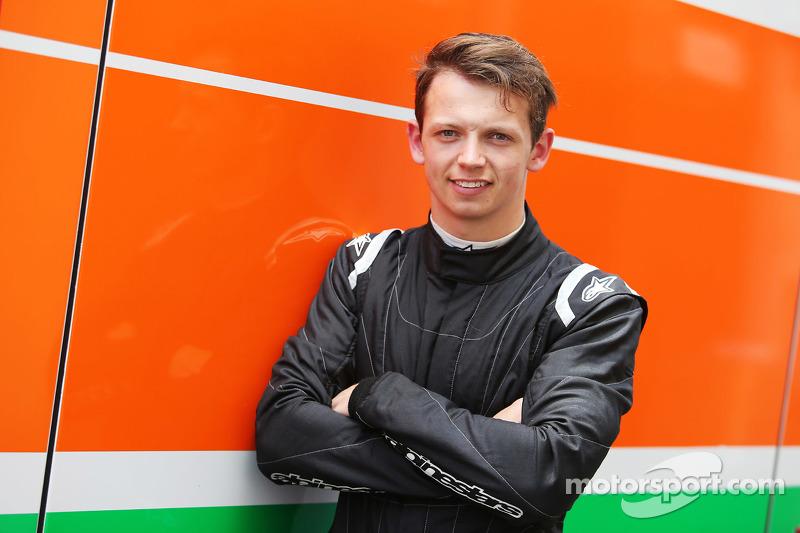 Nick Yelloly, 印度力量车队试车手