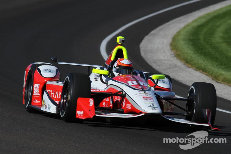Bryan Clauсин, Jonathan Byrd Racing Chevrolet