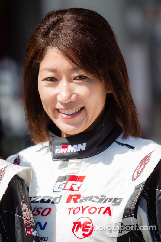Gazoo Racing, Fotoshooting: Kumi Sato