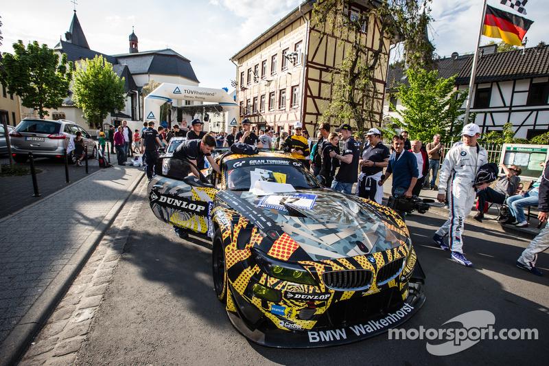 #17 Walkenhorst Motorsport, BMW Z4 GT3