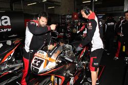 Команда Aprilia Racing Team Gresini