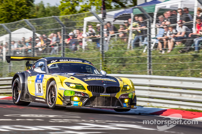 #19 Schubert Motorsport, BMW Z4 GT3: Dirk Müller, Alexander Sims, Dirk Werner, Marco Wittmann