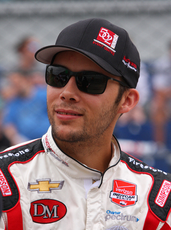 Bryan Clauson, KV Racing Technology Chevrolet