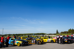 GTS pre-race