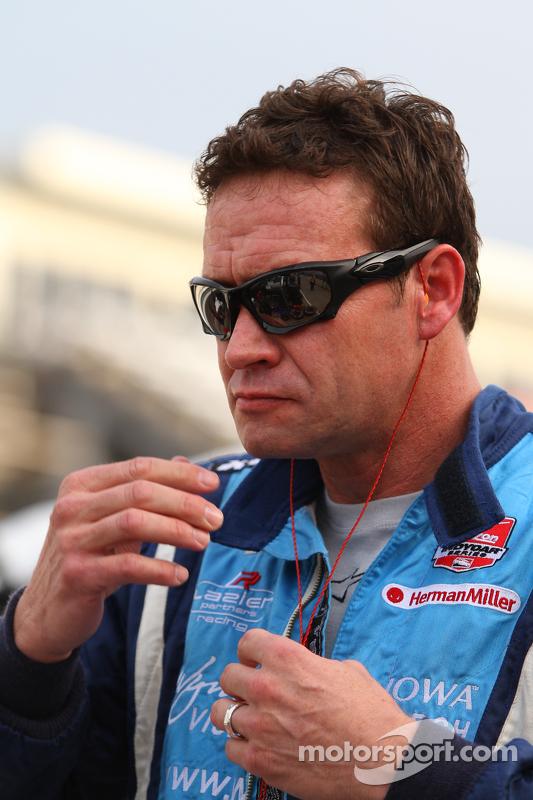 Buddy Lazier, Lazier Partners Racing Chevrolet