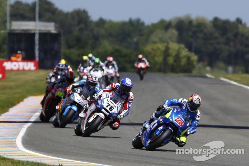 Maverick Viñales, Suzuki MotoGP Takımı ve Loris Baz, Forward Racing Yamaha
