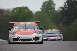 #29 NGT Motorsport, Porsche 911 GT3 Cup: Eduardo Cisneros