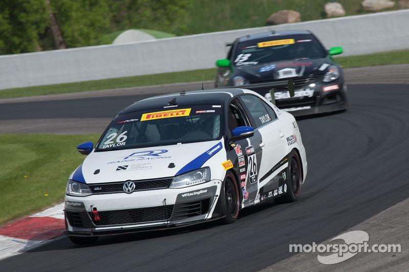 #26 Rains Racing, Volkswagen Jetta GLI: Mike Taylor