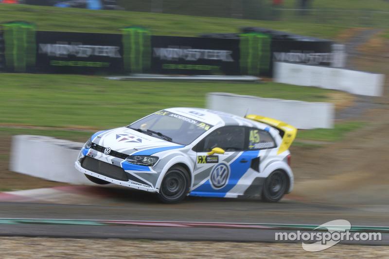 PG Andersсин, Marklund Motorsport VW Polo WRX