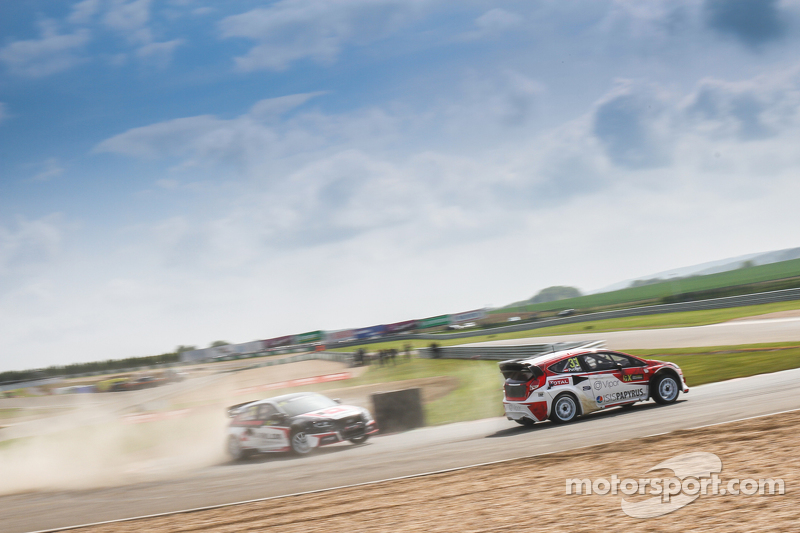 Max Pucher, World RX Team Austria