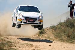 Сергей Тамбовцев и Илья Карпинский, Peugeot Team Russia, Peugeot 208 R2
