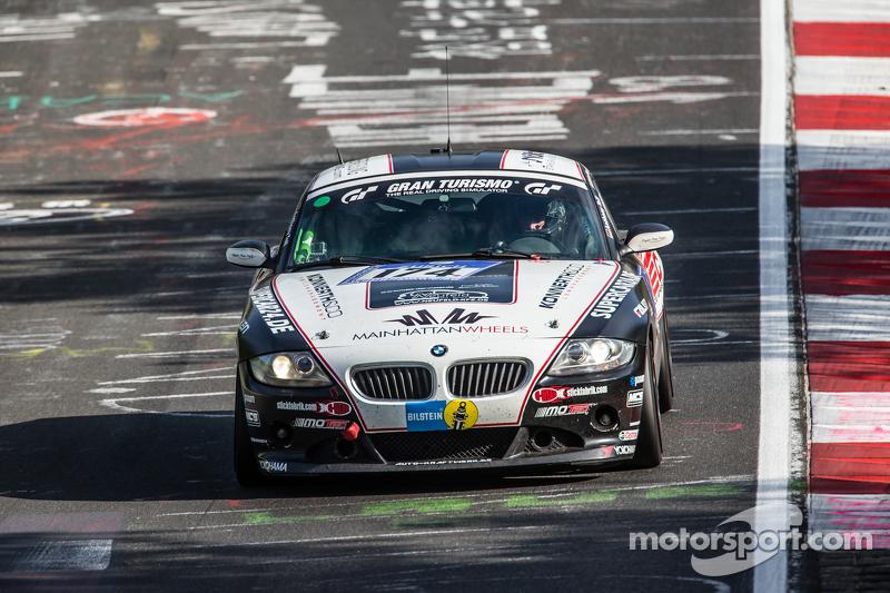 #174 Adrenalin Motorsport, BMW Z4 3.0si: Anthony Toll, Carlos Arimon, Richard Moers