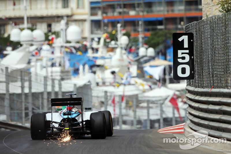 Ф1, Монте-Карло-2015: Феліпе Масса, Williams FW37