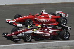 Juan Piedrahita, Belardi Auto Racing and Spencer Pigot, Juncos Racing