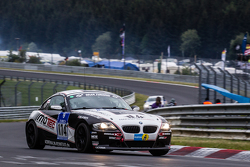 #174 Adrenalin Motorsport BMW Z4 3.0si: Anthony Toll, Carlos Arimon, Richard Moers