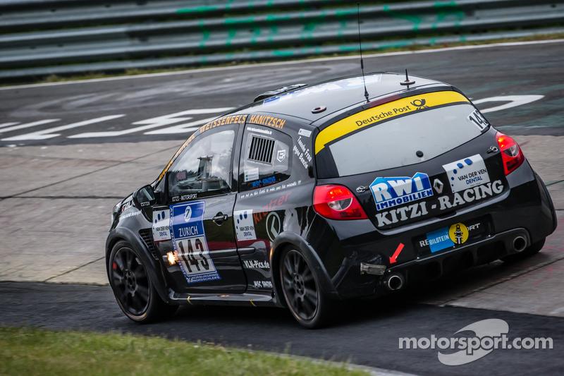 #143 MSC Sinzig e.V. im ADAC, Renault Clio: Rolf Weissenfels, Dietmar Hanitzsch