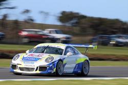 Matt Campbell, Tim Miles, Porsche 911 GT3 Cup