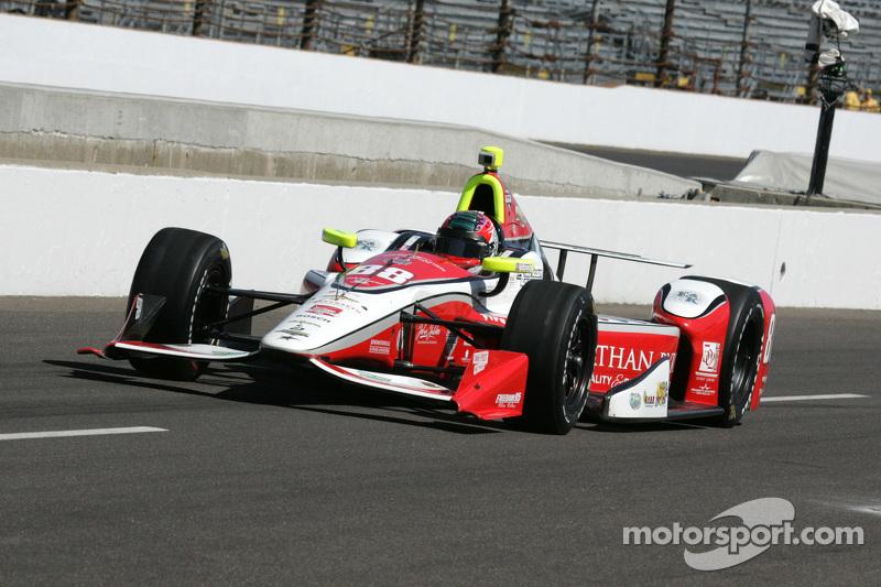 Bryan Clauson, KV Racing Technology, Chevrolet