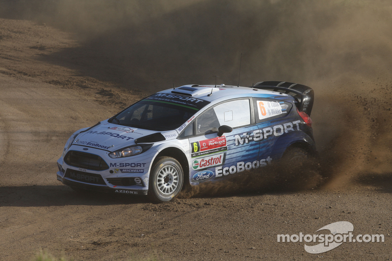 Отт Танак та Молдер Райго, Ford Fiesta R5 M-Sport World Rally Team