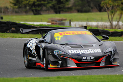 Tony Walls, Warren Luff, McLaren 650S GT3