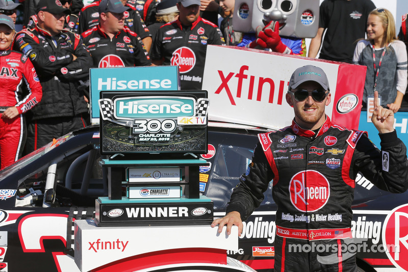 Juara balapan Austin Dillon, Richard Childress Racing Chevrolet