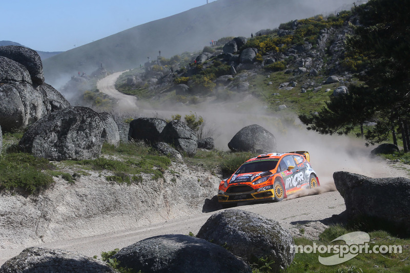 Martin Prokop та Jan Tomanek, Ford Fiesta RS WRC