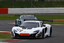 #55 Attempto Racing McLaren 650 S GT3: Miguel Ramos, Fabien Thuner, Nicolas Armindo