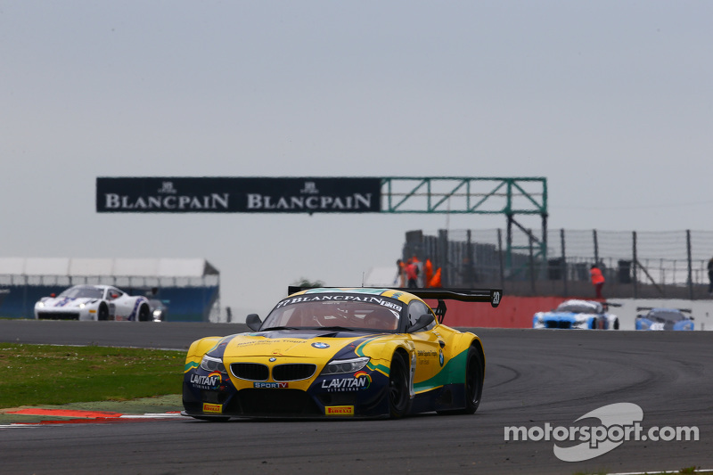 #77 BMW Sports Trophy Team Brasil BMW Z4: Валдено Бріто, Atila Abreu, Matheus Stumpf