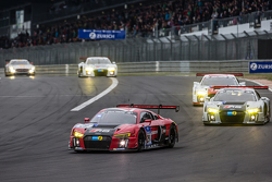 #29 Audi Sport Team WRT Audi R8 LMS: Нікі Тіім, Christer Jöns, П'єр Каффер, Лауренс Вантор