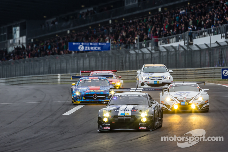 #21 Schulze Motorsport, Nissan GT-R Nismo GT3: Tobias Schulze, Michael Schulze, Florian Strauss, Jordan Tresson