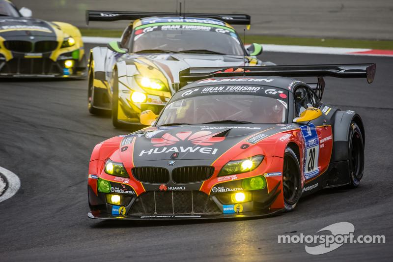 #20 Schubert Motorsport, BMW Z4 GT3: Dominik Baumann, Claudia Hürtgen, Jens Klingmann, Martin Tomczyk