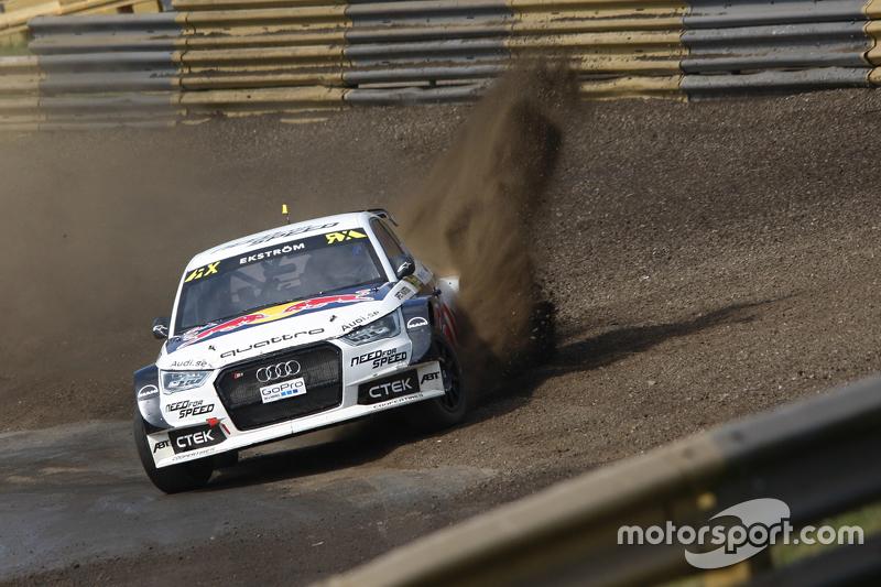 Маттіас Екстрем, EKSRX Audi S1 quattro