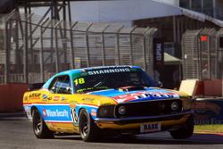 John Bowe en su Touring Car Masters Mustang