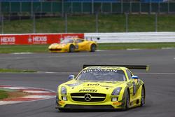 #70 GT Russian Team Mercedes SLS AMG GT3: Alexei Karachev, Dennis Waszek, Christophe Bouchut