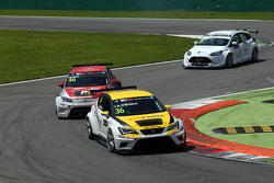 Antonio D'Amico, SEAT Leon, B.D. Racing Motorsport