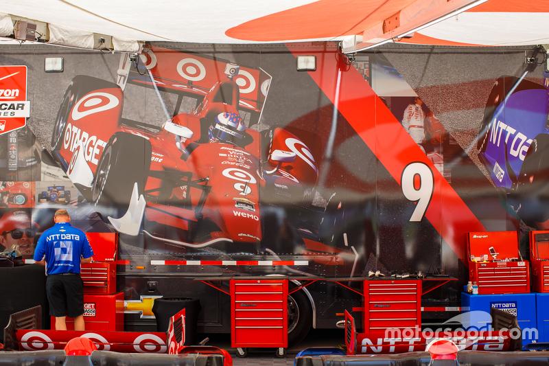 Chip Ganassi Racing територія команди