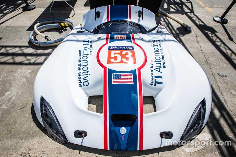 Bodywork #53 Riley Motorsports Dodge Viper GTS-R