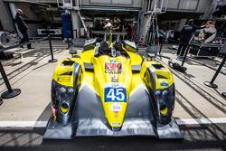 #45 Ibanez Racing ORECA 03R