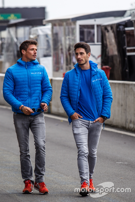Nelson Panciatici та Paul-Loup Chatin