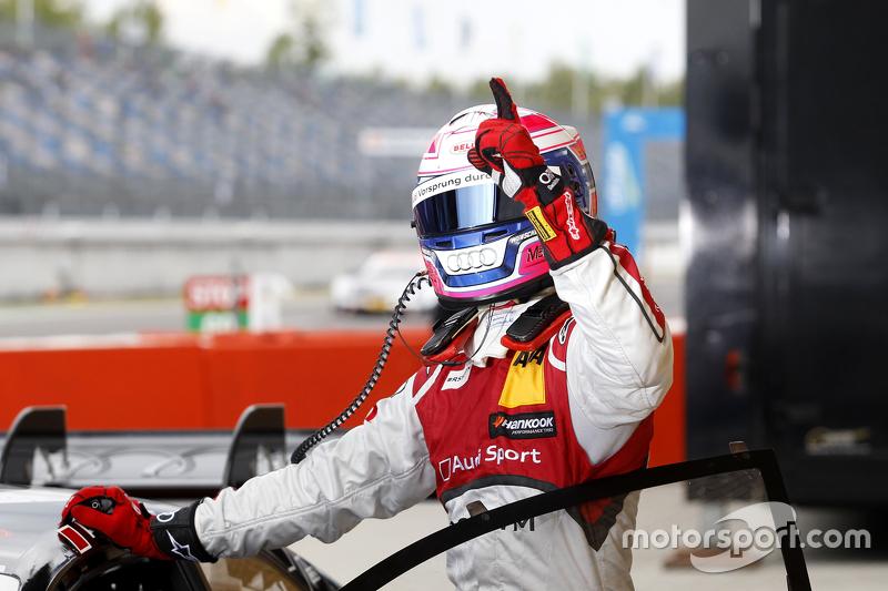 Pole-Position 1. Rennen: Miguel Molina, Audi Sport Team Abt, Audi RS 5 DTM