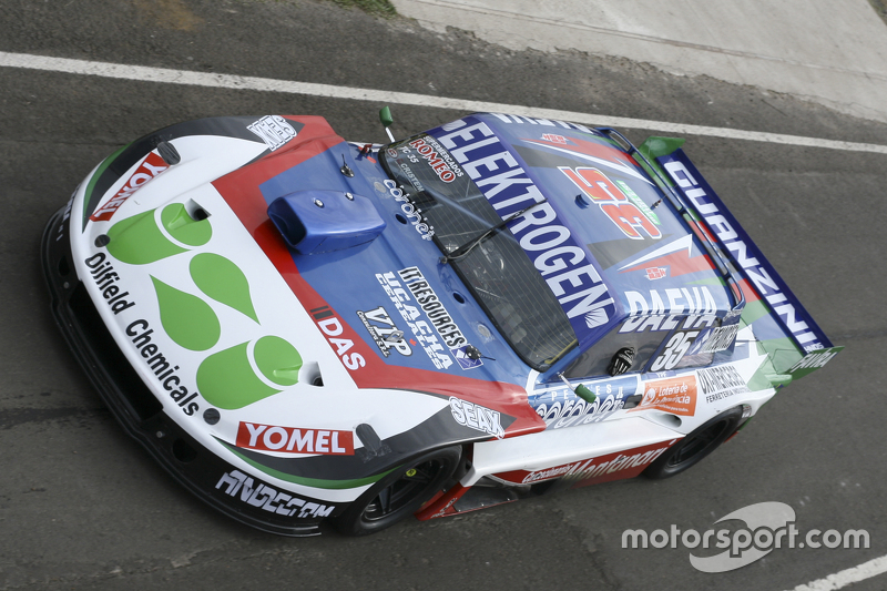 Mathias Nolesi, Nolesi Competicion, Ford