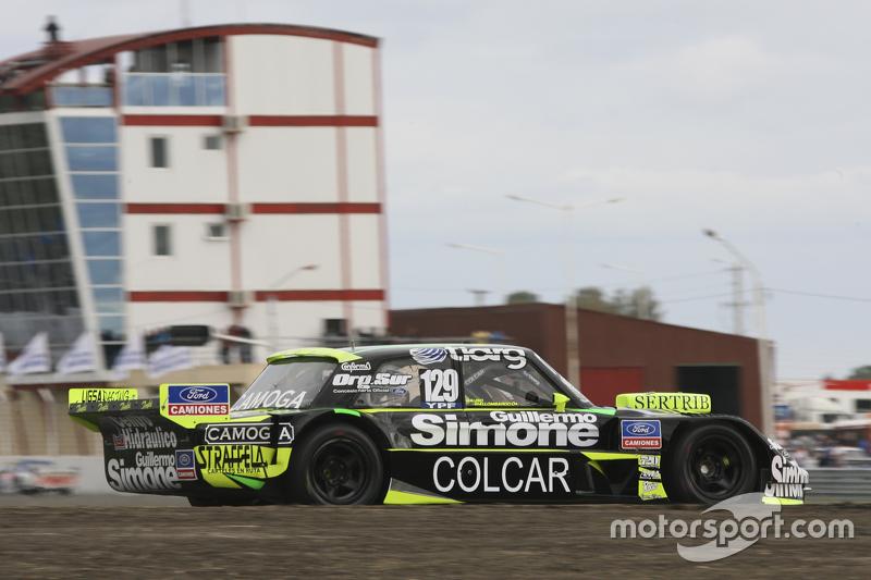 Mauro Giallombardo, Maquin Parts Racing, Ford