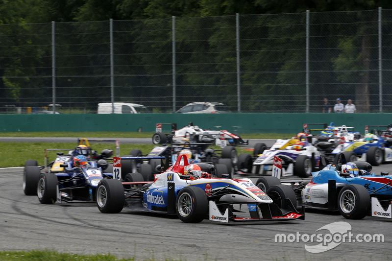 Pietro Fittipaldi, Fortec Motorsports, Dallara Mercedes-Benz