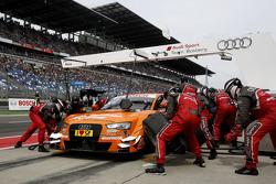 Пит-стоп Джейми Грина, Audi Sport Team Rosberg Audi RS 5 DTM