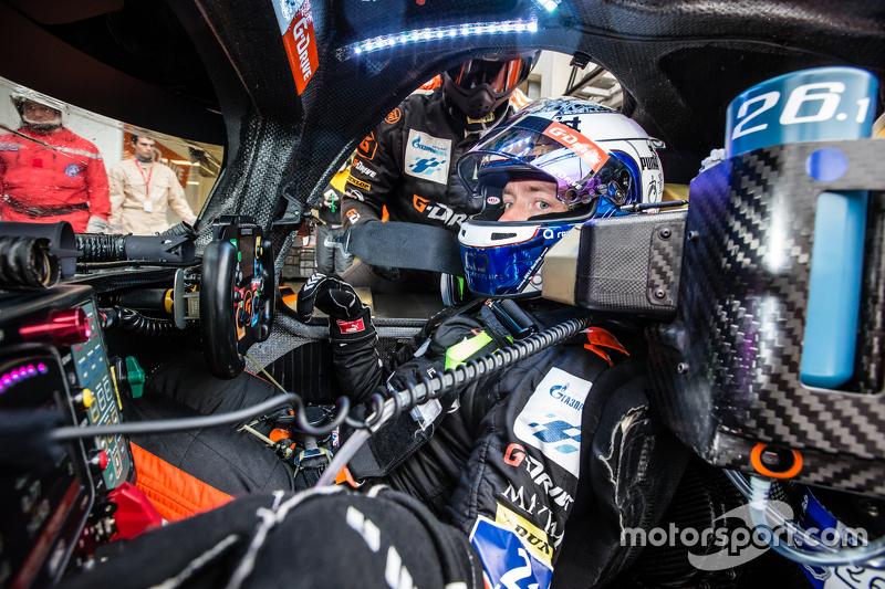 #26 G-Drive Racing Ligier JS P2: Sam Bird